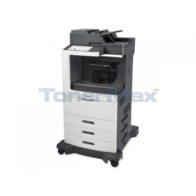 Lexmark MX812dte MFP